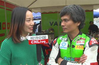 世界冠军级车手何智锋