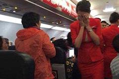 游客闹航班拟纳入记录