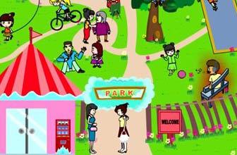 英语趣乐园一年级12集