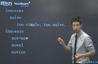 英语六级词汇拓展19