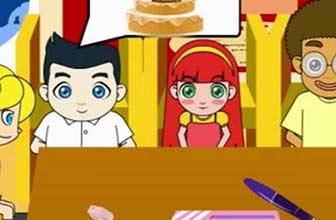 幼儿英语动画乐园12