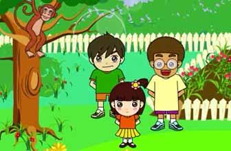 少儿英语动画08集