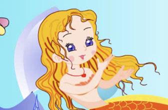 经典童话之海的女儿