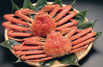 天山雪蟹中外吃法集锦