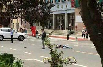 陕西政府车辆撞死学生