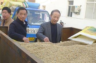 陕西两粮食局官员身亡