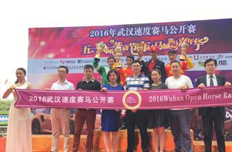 赛马插图获1200米冠军