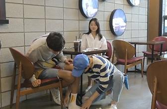 刘在石偷走成员们的鞋