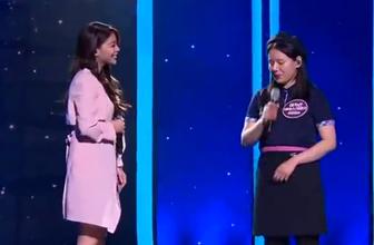 Ailee与素人演唱Heaven