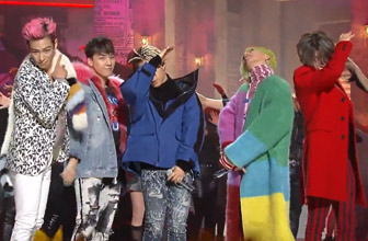 BIGBANG人气歌谣唱新曲