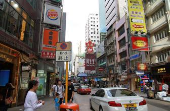 香港预计圣诞餐饮下跌