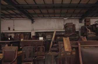 一种上海老腔调的家具
