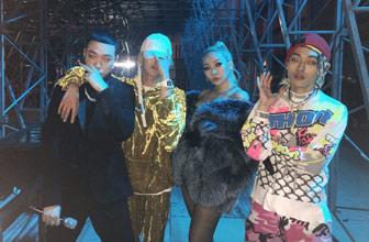 CL权志龙bewhy特别舞台
