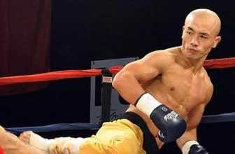 中国特警8秒KO日本冠军