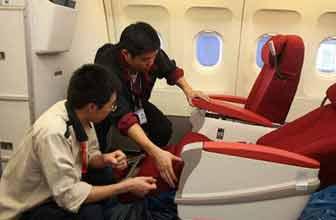 自费为乘客打造头等舱