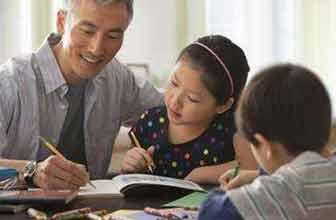 孩子作业该由家长检查